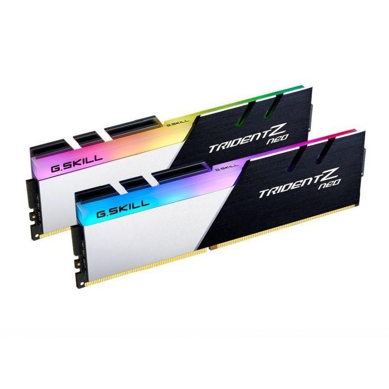 G.SKILL 16GB (2x8GB) 3600MHz CL16 TridentZ RGB Neo
