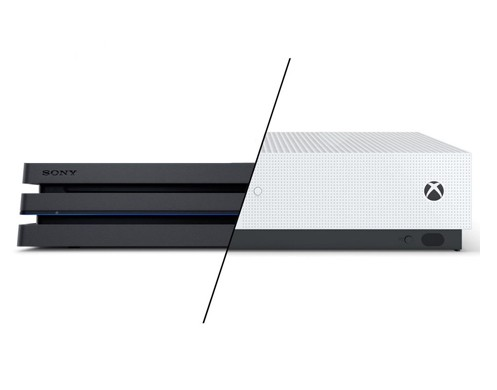 Naprawa konsoli PlayStation i Xbox